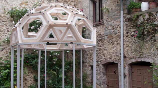Temple dédié à la Pierre Blanche, Pensées Sauvages 2016 Dourdan