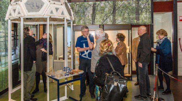 tentoonstelling tot 21 januari 2019 in Oertijdmuseum